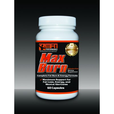 MFN PERFORMANCE MAX BURN (Daytime Energy Fat Burner) - 60 Capsules