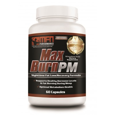 MFN PERFORMANCE MAX BURN PM (Nighttime Recovery Fat Burner) - 60 Capsules (Buy 2 for Price of 1)