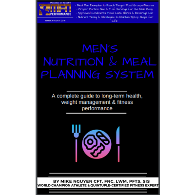 MFN NUTRITION & MEAL PLANNING SYSTEM - FOR HIM