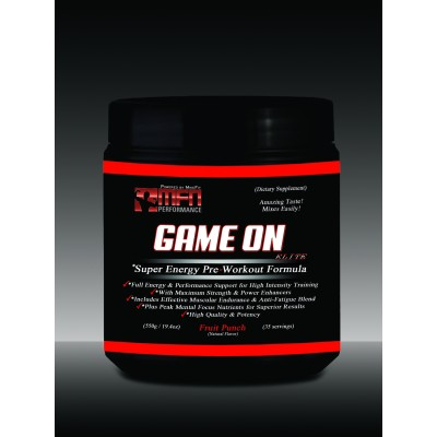 MFN Game On Pre-Workout