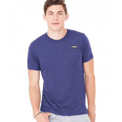 MFN Men's Crew Neck Shirt - Navy Blue