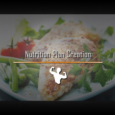 [Online Plan] Personalized Nutrition Plan Design by Mike (For weight loss or weight gain)* Most Popular!