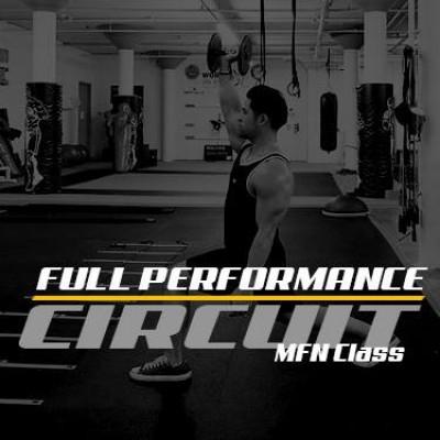 [CIRCUIT- BASED CLASS] MFN Full Performance - Saturdays 6pm