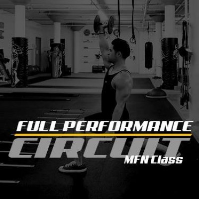 [Circuit-Based CLASS] MFN ELITE Performance (Level 2 Intensity) - COMING January 2018!