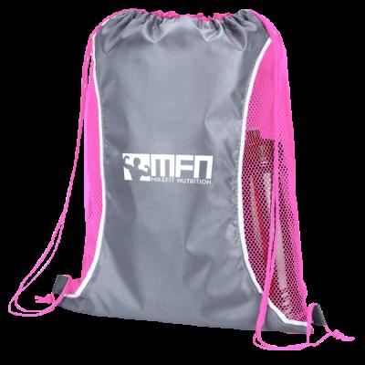 MFN Drawstring Sport Bag (Pink)