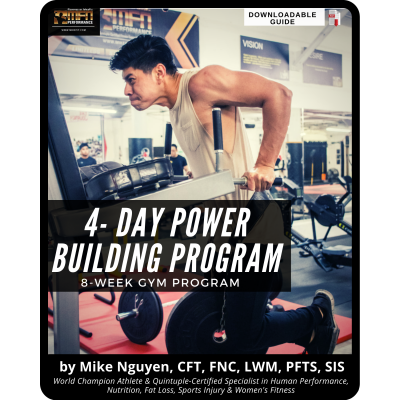 POWERBUILDING PROGRAM (GYM)