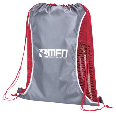 MFN Drawstring Sport Bag (Red)
