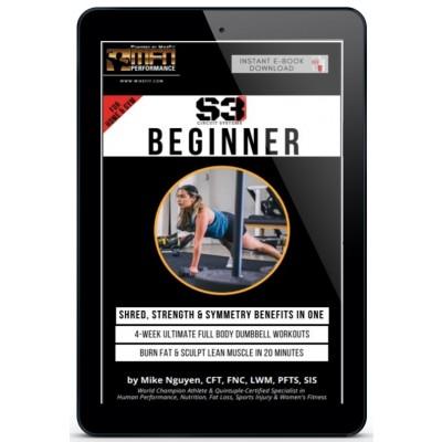 S3 4-WEEK BEGINNER PROGRAM (HOME)