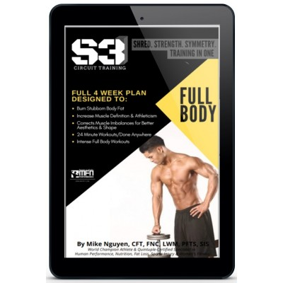 S3 4-WEEK FULL BODY PROGRAM (HOME GUIDE)