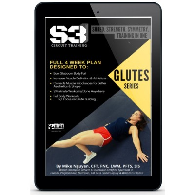 S3 4-WEEK GLUTE PROGRAM (HOME GUIDE)
