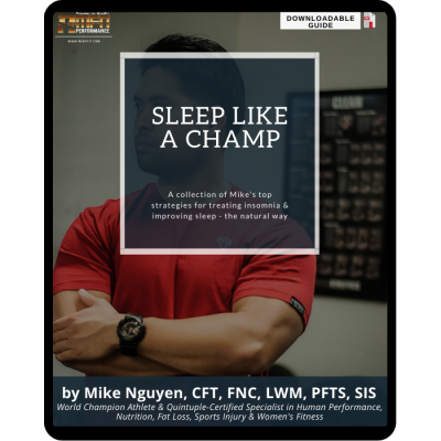 SLEEP LIKE A CHAMP GUIDE