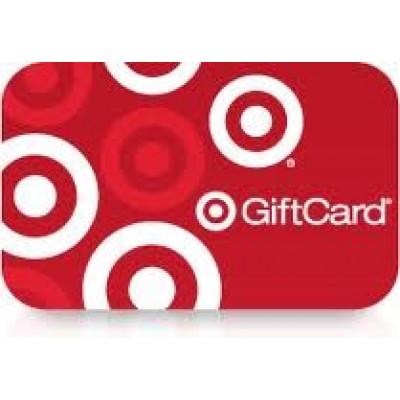 Target Gift Card ($50)