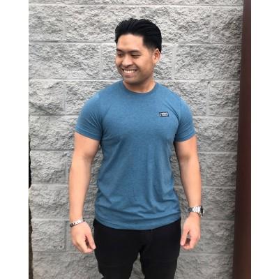 MFN Men's FLEX T-Shirt Vintage Blue (Medium)