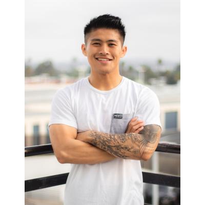MFN Men's Pocket Shirt - White/Grey