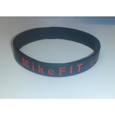 MikeFit.com Wristband