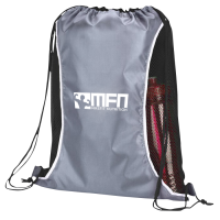 MFN Drawstring Sport Bag (Black)