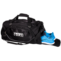MFN PERFORMANCE Matrix Duffel Bag (Black)