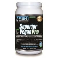 MFN 100% Natural VEGAN PRO Plant-Based Protein (2 lbs / 30 Servings - Vanilla)