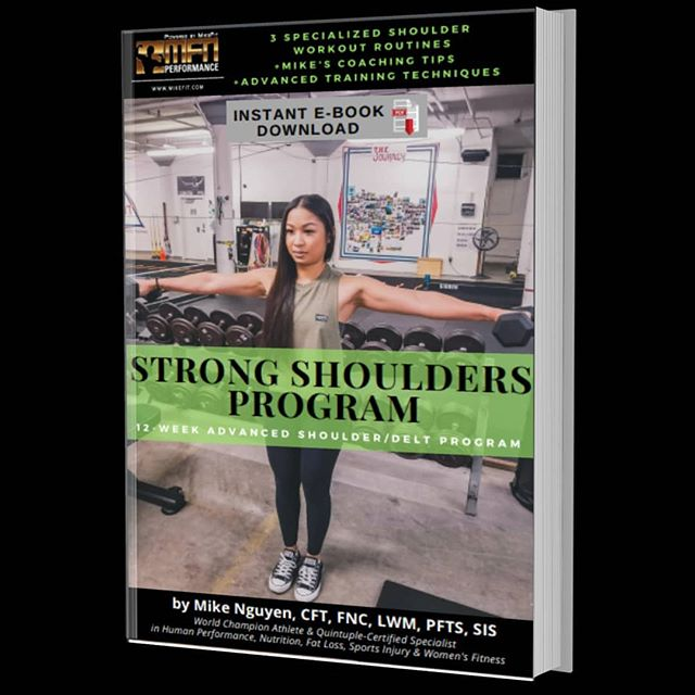 shoulders program